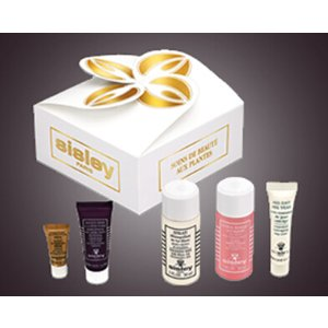 Free Anti-Aging Flowerbox ($167 value)with Any Purchase @ Sisley