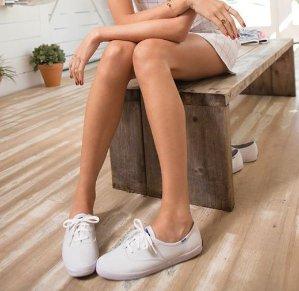 e0e1a42f51c Keds Women s Champion Original Leather Sneaker - Dealmoon