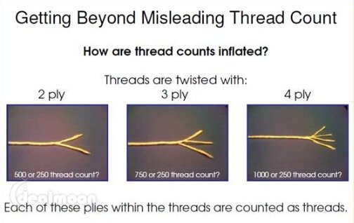 Thread Count and Ply