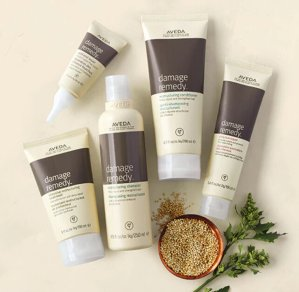 Free 4 Deluxe Sampleswith Any Order @ Aveda