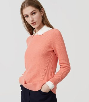 Buy One, Get One 50% OffTops, Sweaters and Shirts @ LOFT