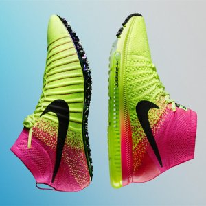 $139Nike Zoom All Out Flyknit Running Shoes - Unlimited Collection