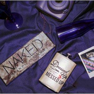 NAKED SMOKY  Eyeshadow Palette @ Urban Decay
