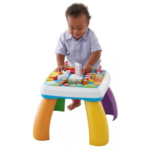 $23Fisher-Price Laugh & Learn Around the Town Learning Table