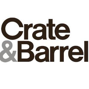 15% OffFull Price Item @ Crate & Barrel