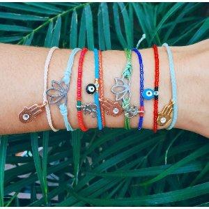 50% offEntire Purchase @ Pura Vida Bracelets