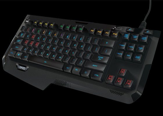 e835f0d0233 Logitech G410 Atlas Spectrum RGB Tenkeyless Mechanical Gaming Keyboard -  Dealmoon