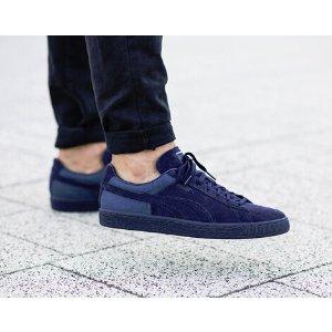 PUMA Suede Classic Casual Emboss Men's Sneakers $29.99