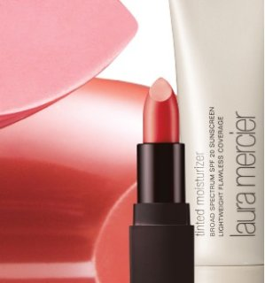 10% Off + Free Full-size Lipstick(A $28 Value)With Any Tinted Moisturizer Purchase @ Laura Mercier