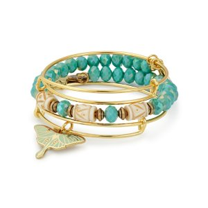 Up to 50% OffBangle sets of 3, 5, and 7 Styles at ALEX AND ANI