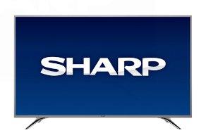 $599.96 (原价$949.96)Sharp 60吋4K超高清智能电视