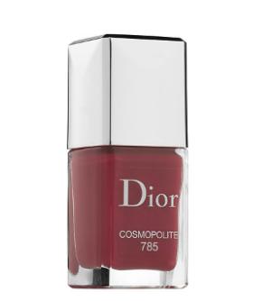 Dior 785 超火豆沙色指甲油