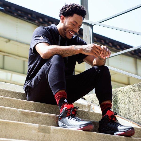 adidas derrick rose never break