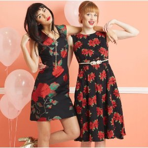 Up to 50% Off + Extra 30% OffSelect Items @ ModCloth.com