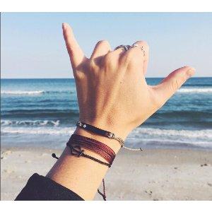 40% OffSitewide @ Pura Vida Bracelets Dealmoon Doubles Day Exclusive!