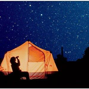 幕天席地享受自然来美国不可错过的户外露营活动