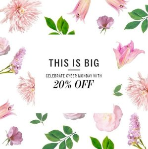 20% OffSitewide @ Chantecaille Cyber Monday Sale!