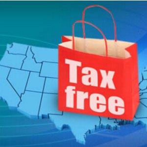 美国各州消费税全解含免税州购物旅游攻略