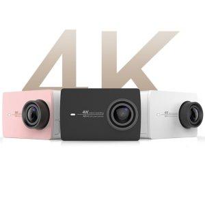 $179.99无税包邮打造你的专业级私人4K微电影!新一代小蚁YI 4K运动相机
