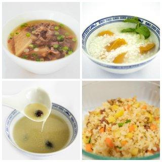 你家有吗?又能炖肉煲汤,又能熬粥煮饭的电饭煲(内附食谱)
