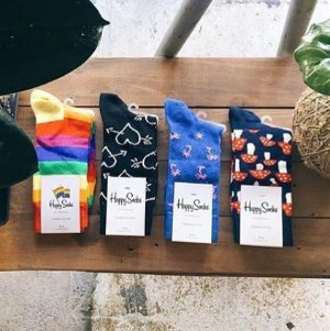 Dealmoon Exclusive! 30% Off+ Free Shipping on All Orders @ HappySocks