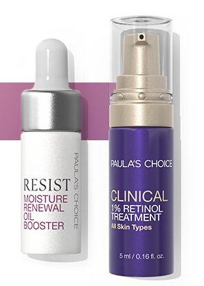 Free Skincare Duowith $50 or more Purchase @ Paula's Choice
