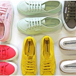 From $28Women's & Men's Shoes @ Superga