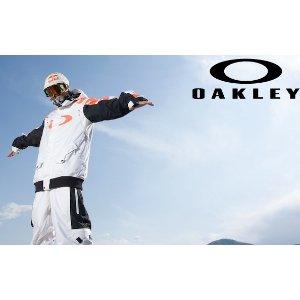低至3.25折Oakley男女士冬季户外服饰,保暖手套等特卖