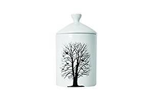 Thompson Ferrier Lidded Jar Tree with Birds