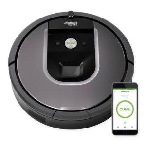 $449.99史低价:iRobot Roomba 960 扫地机器人