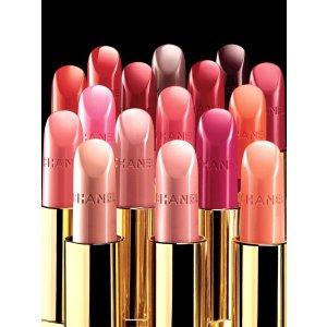 用优雅诠释经典史上最全!Chanel唇部产品大科普+色号推荐