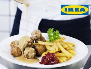 Eat for FREEOn Purchase Over $100 @ Ikea
