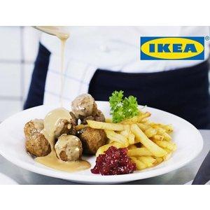 免费用餐IKEA店内购物满$100即可享受免费用餐