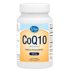 Viva Labs CoQ10 100mg