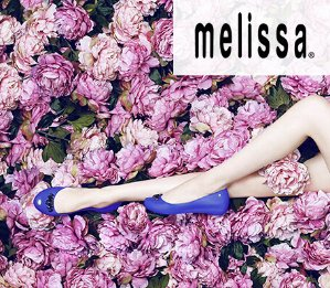 Up to 50% OffMelissa on Sale @ AllSole
