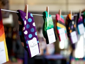 40% Offwith Purchase @ Happy Socks Dealmoon Double's Day Exclusive!