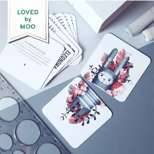 25% offSemi-annual Sale @ moo.com