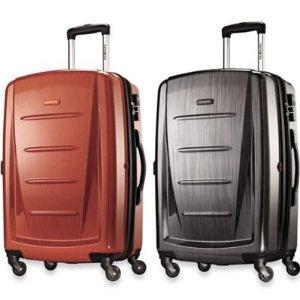 独家!低至4折!JS Trunk & Co 新秀丽Winfield 2 系列和Aspire XLite系列行李箱热卖