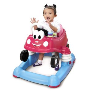 Little Tikes Princess Coupe 3-in-1 Mobile Entertainer