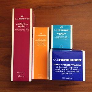 北美众测君粉丝体验欧美药妆品牌 Ole Henriksen 护肤系列