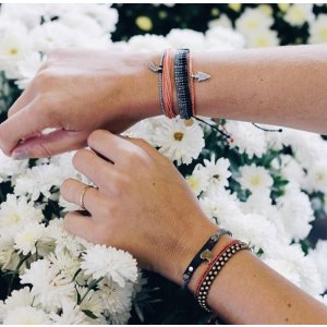 40% offSitewide @ Pura Vida Bracelets Dealmoon Singles Day Exclusive!