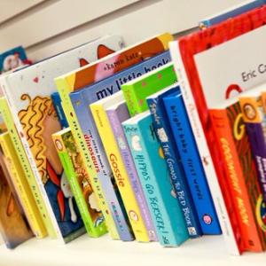 儿童图书送宝贝们心灵鸡汤啦!