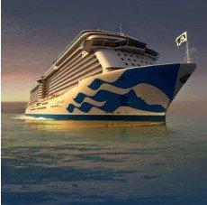 三重免费优惠!Princess Cruises 邮轮航线特卖