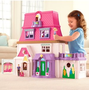 15% Off $50, 20% Off $100, 25% Off $150Labor Day Sale @ Fisher Price