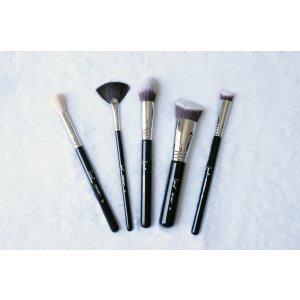 美妆产品测评为妆容精雕细琢,Sigma新款刷具测评!