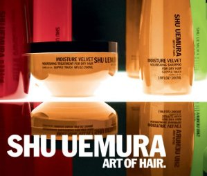 Free Travel Size Moisture Velvet Shampoo+ Free Shipping On Orders of $85+ @Shu Uemura Art of Hair