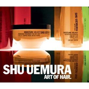 8.5折Shu Uemura Art of Hair 官网全场护发美发产品网络星期一促销