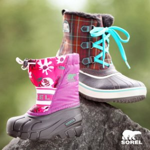 25% OffSorel Kids Snow Boots @ Diapers.com