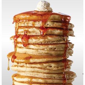 免费!庆国家薄饼日仅限今天!IHOP 免费 Pancake 薄烤饼