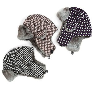$7.99Extra Warm Knit Trapper Hat with Earflaps